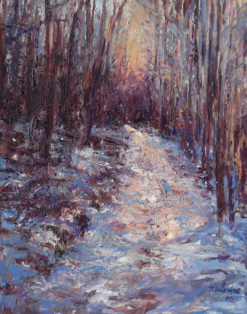 Winter Interlude Lane