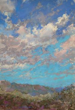 Santa Fe Cloudscape