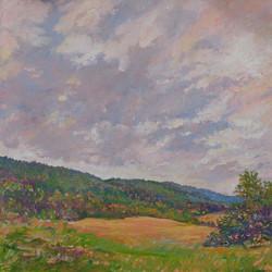 Valley Cloudscape