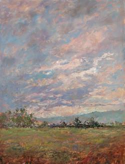 Hameau Farm Sunset Paint Out
