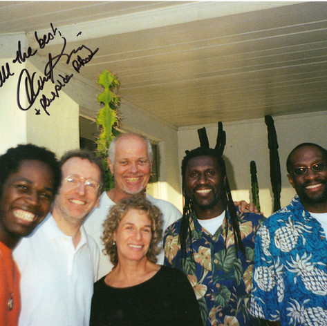 Carol King Gig Jimmy and band