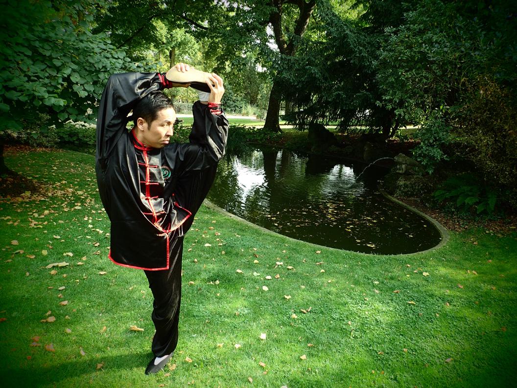 kung fu (Shao Lin)