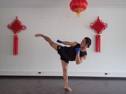 Boxe chinoise (Sanda)