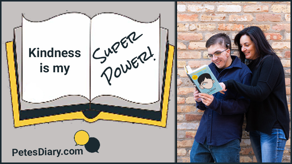 Auggie, Wonder, Pete's Diary, Kindness Curriculum