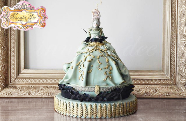 The Lady Marie Antoinette