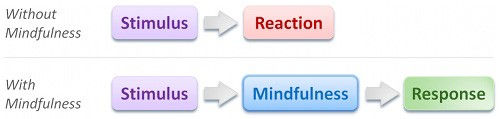 Mindfulness React Respond