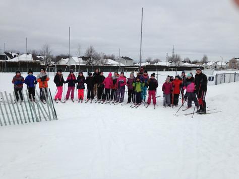 Le Club est fier de son partenariat avec l'École La Ruche!