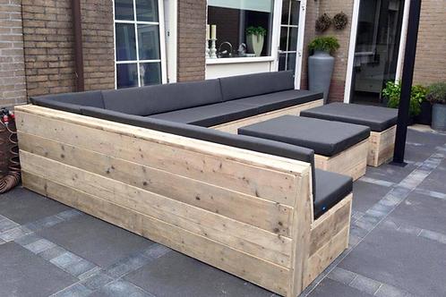 Canapé Lounge d'angle