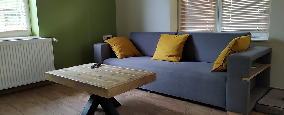 Table Basse      Bois d'échafaudage