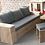 Thumbnail: Canapé lounge droit