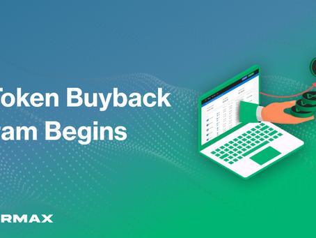 IMX Token Buybacks Have Started