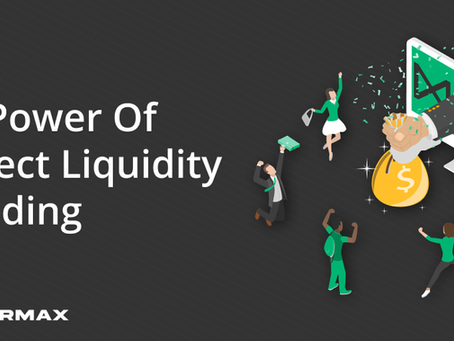 The Power of Indirect Liquidity Providing