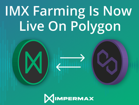 IMX Farming is Now Live on Polygon