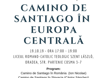 Camino de Santiago în Europa Centrală