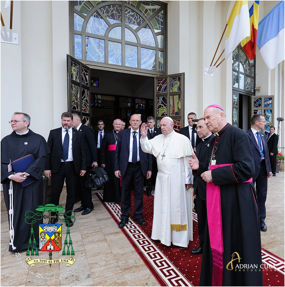 Papa Francisc Camino de Santiago