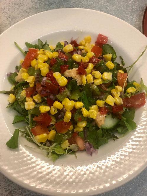 Gazpacho Salad (gf)