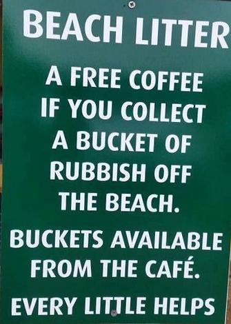 Beach litter sign.png
