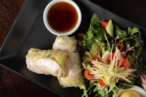 Vietnamese Summer Rolls(4)  Chicken | Avo (GF)
