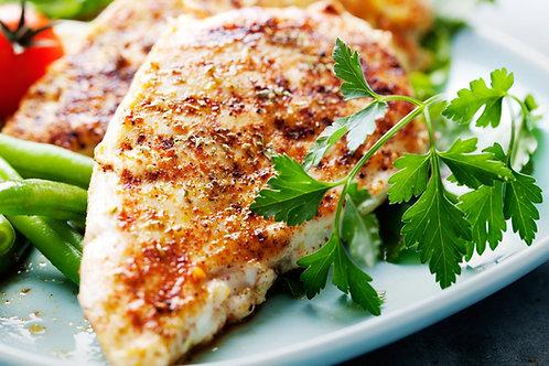 Chicken Breast | Free range, garlic and rosemary (GF)