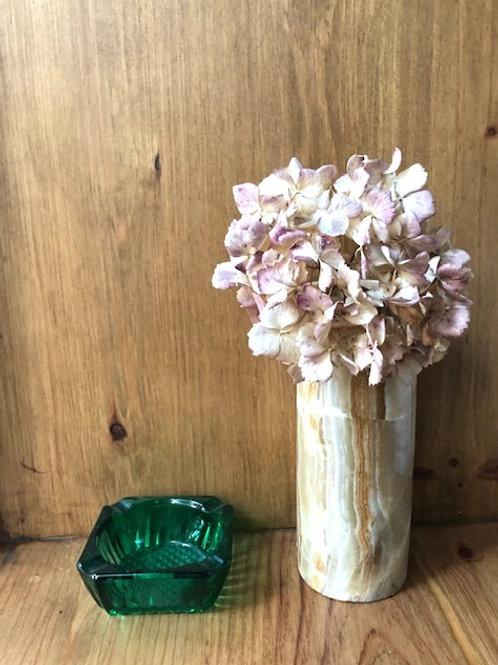 Vase cylindrique en marbre