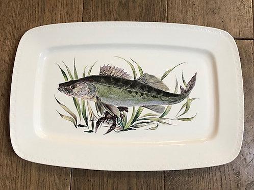 Plat poisson Villeroy & Boch