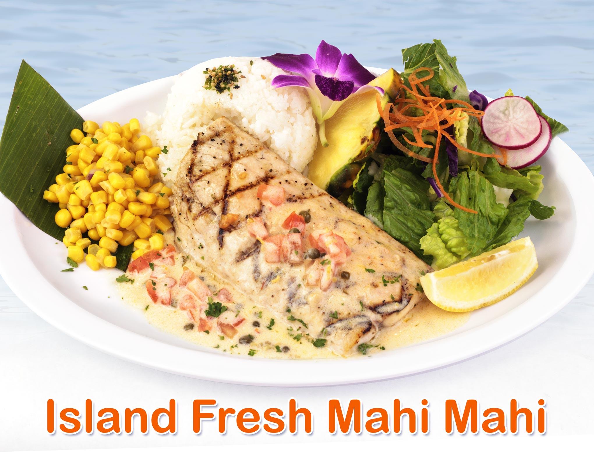 Island Fresh Mahi Mahi