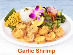 Famous Garlic Shrimp