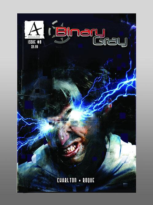 BINARY GRAY - Bundle (Issues 7-12)