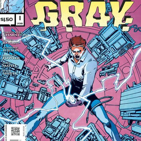 C2E2 and Binary Gray #1!!