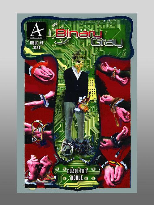 BINARY GRAY - Bundle (Issues 1-6)