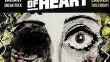 """Black of Heart"" Variant Covers & Interview!"