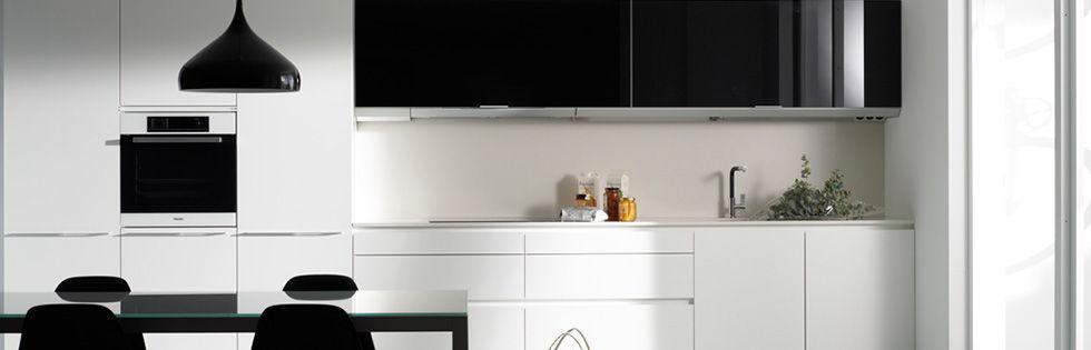 Sukalde minimalista eta xumeak | Cocinas minimalistas y sencillas