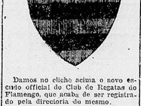 O que ninguém sabia sobre o Escudo do Mengão