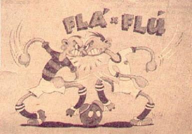 """Fla x Flu - """"O clássico dos clássicos"""" - Parte 2"""