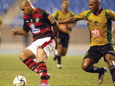 Flamengo x Tigres - Um duelo recente
