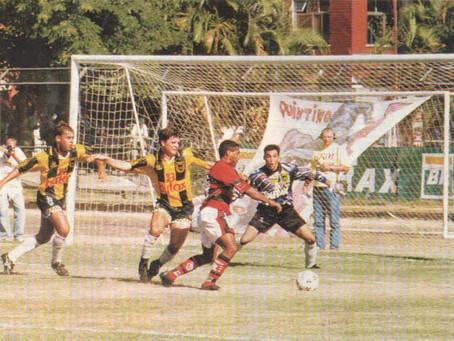 A História de Flamengo x Volta Redonda