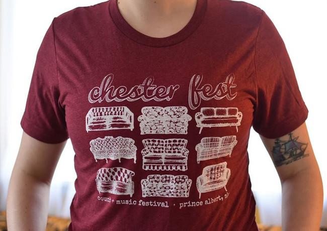 Chester Fest Tee