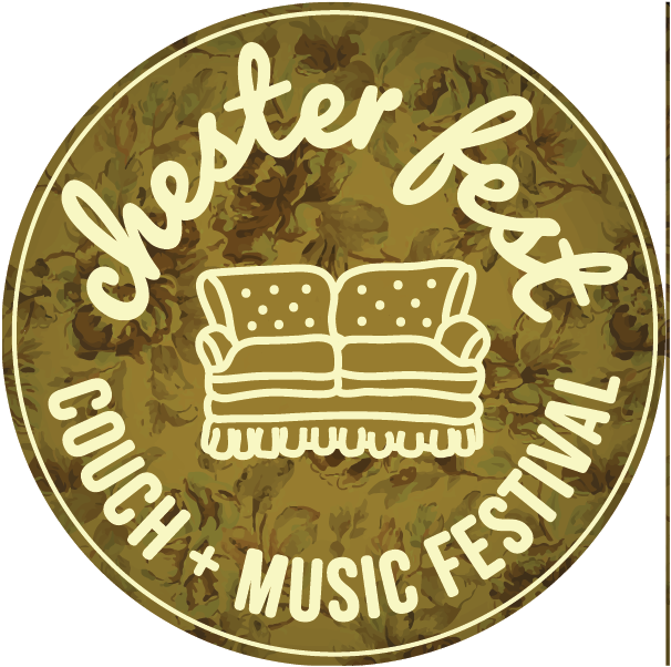 Chester Fest Sticker