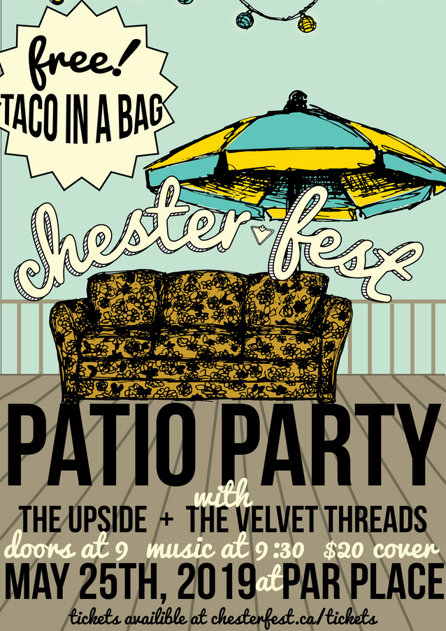 The Patio Party