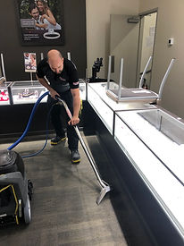 Carpet Cleaning Sarzash Maintenance