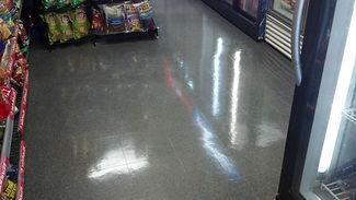 Shiny floor Sarzash Maintenance