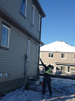 High Window Cleaning Sarzash Maintenance