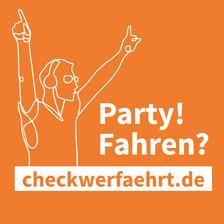 """Aktuelle Informationen zu den Aktionstagen """"Check, wer fährt!"""" an Schulen"""