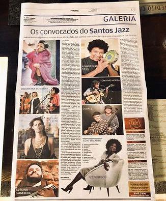 santos jazz 2018