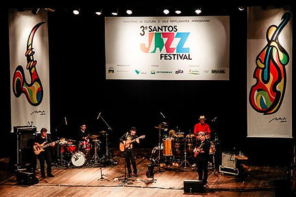 santos jazz 2014
