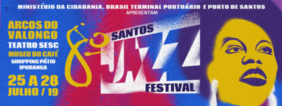 Santos Jazz Festival 2019