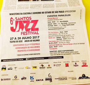 santos jazz 2017