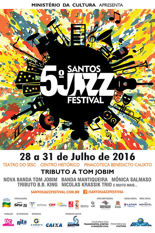 cartaz_santos jazz 2016