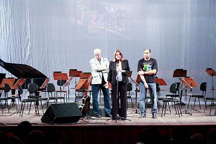 santos jazz 2012