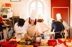 talleres cocina grupos Málaga